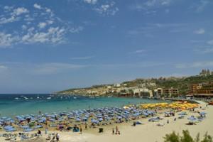 Les plages de Malte.
